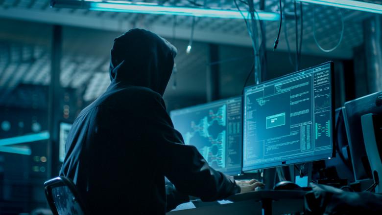 Poliția și DIICOT și FBI au destructurat o rețea specializată în atacuri cibernetice