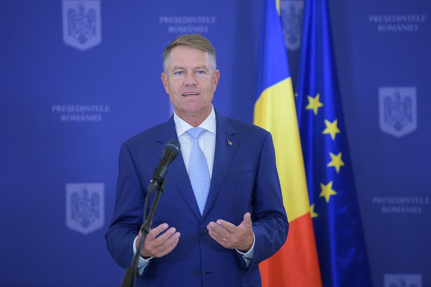 Iohannis i-a transmis felicitari Maiei Sandu pentru victoria în alegerile prezidențiale din republica Moldova