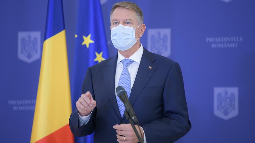 Iohannis laudă Guvernul și susține că, după 30 de ani, acum România este bine condusă