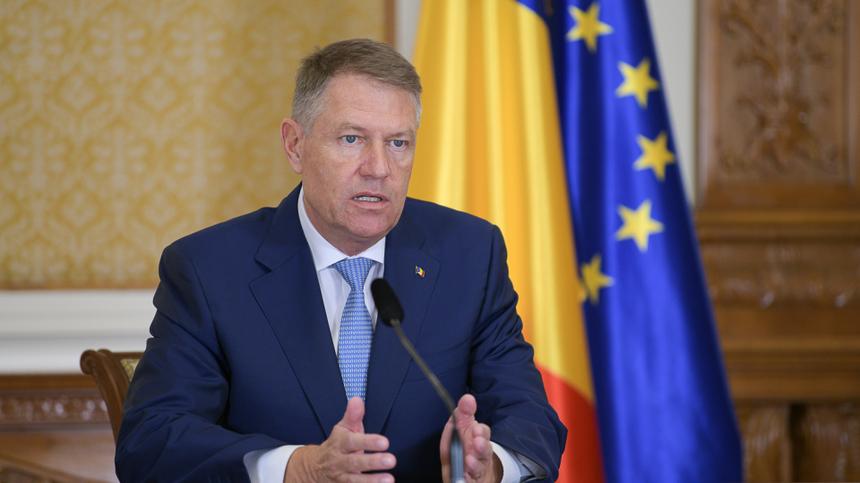 Iohannis: Guvernul Orban nu trebuie să plece acasă