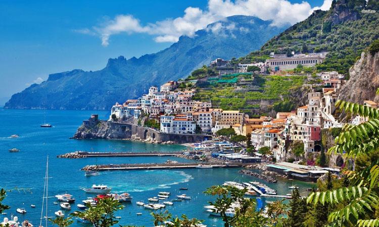 Orașele din sudul Italiei