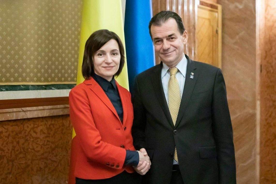 Ludovic Orban, primul lider din România care o felicită pe Maia Sandu