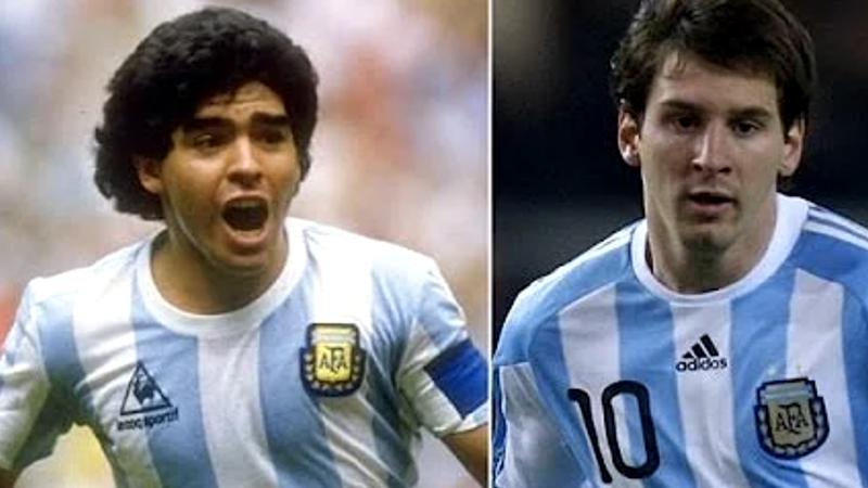 Messi spune că Maradona nu a murit