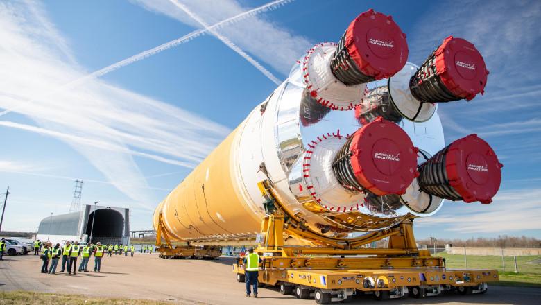 NASA marchează evenimentul