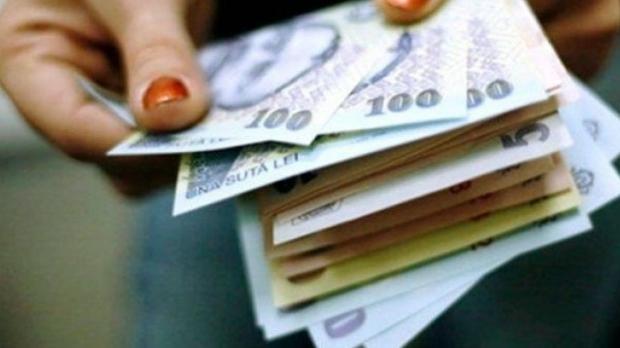 Salariul minim pe economie va crește de la 1 ianuarie
