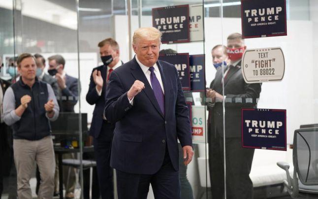 Trump trage de timp și refuză să se recunoască învins la alegerile prezidențiale din SUA