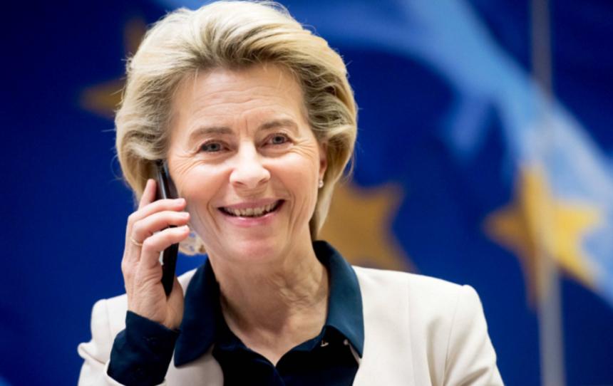 Preşedinta Comisiei Europene CE a anunțat că a comandat de la Moderna 160 de milioane de doze de vaccin anti-COVID