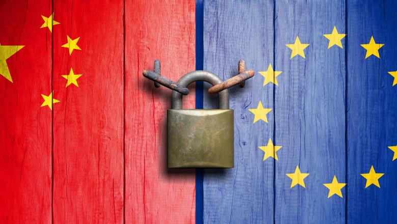 Uniunea Europeană UE și China, aproape de un acord istoric după 7 ani de negocieri