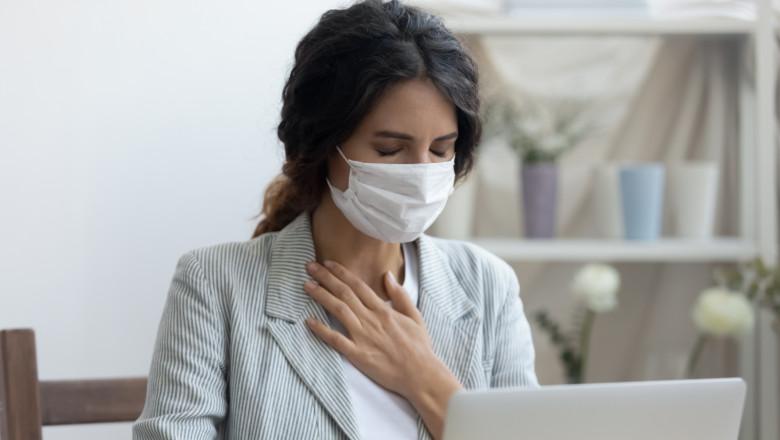 Happy hypoxia, modul în care COVID îi pacălește pe cei infectați