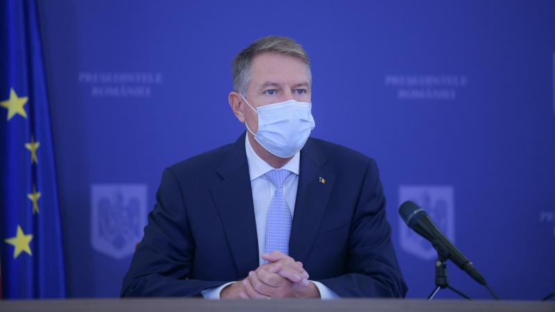 Klaus Iohannis: E extraordinar că avem, în România, mii