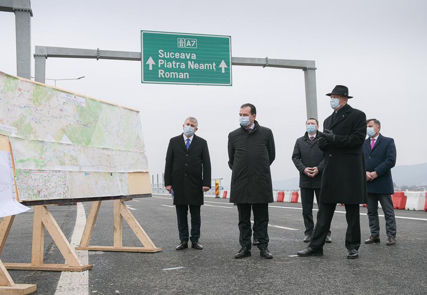 Austistradă A7 este o prioritate a Guvernului