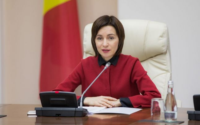Maia Sandu revine cu propunerea ca trupele rusești să se retragă din Transnistria