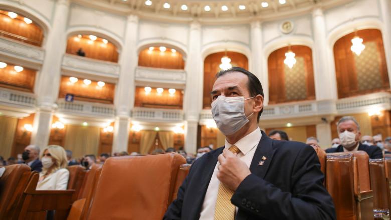 preşedinte al Camerei Deputaţilor
