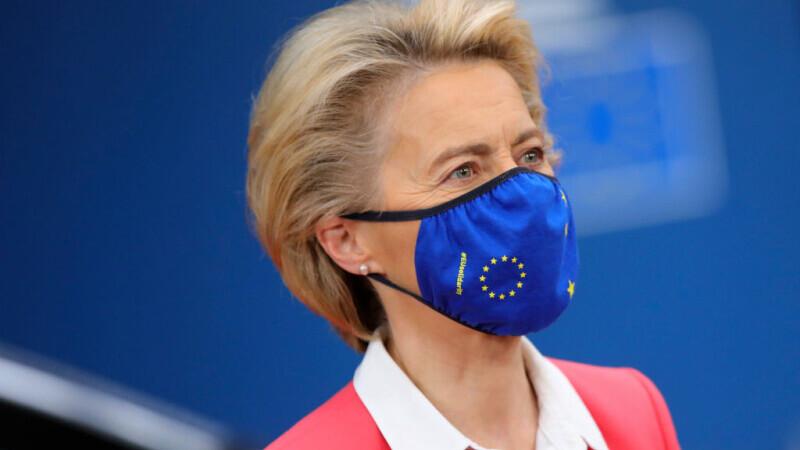 von der Leyen afirmă că programul de vaccinare anti COVID al UE constituie un moment de unitate