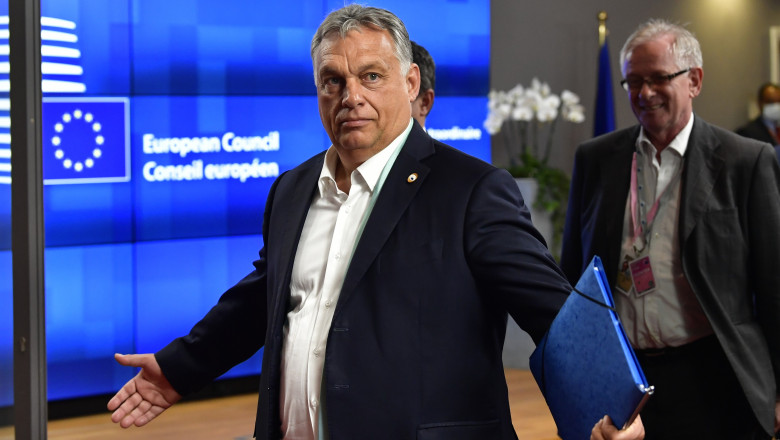 Viktor Orban îi răspunde lui George Soros, după acordul pe bugetul UE