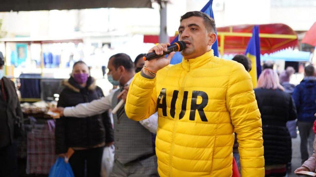 AEP, în control, la AUR pentru a verifica modul în care s-au cheltuit banii în campania electorala