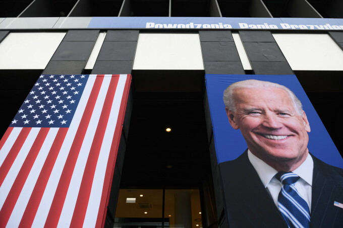 Joe Biden proaspăt