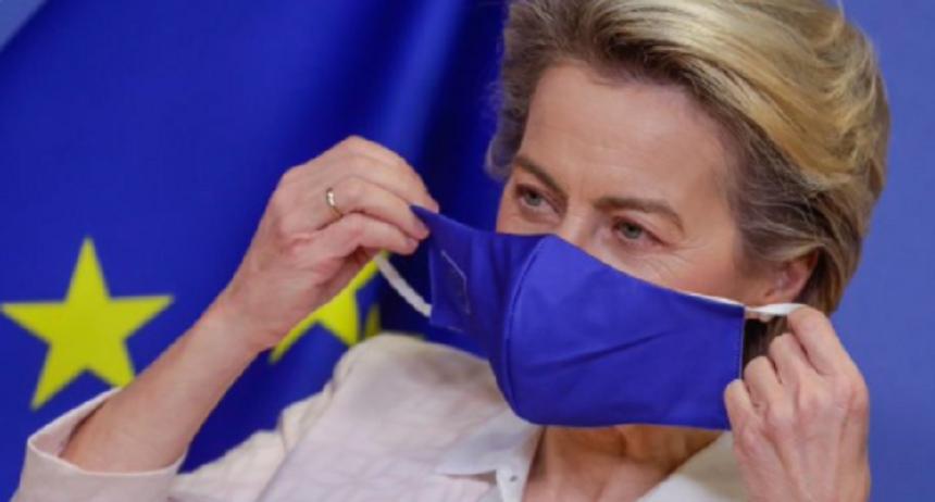 CE Ursula von der Leyen agreează ideea unui certificat de vaccinare european