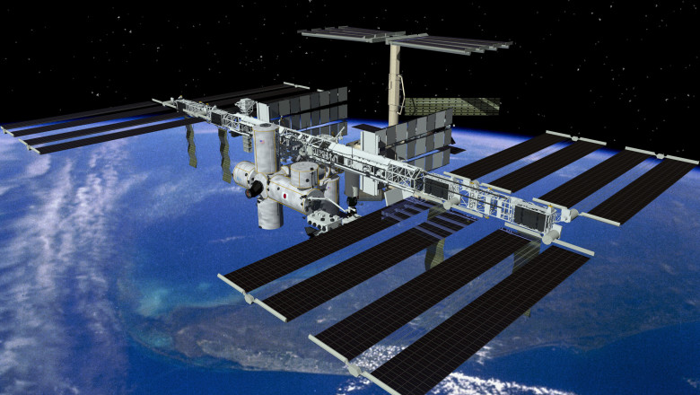 Stația Spațială Internațională ISS