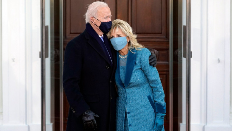 Președintele USA, Joe Biden
