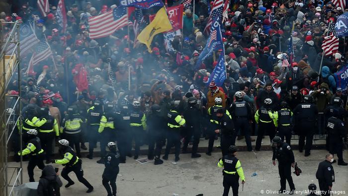 Reacţii internaţionale după ce trumpiști au luat cu asalt Capitoliul