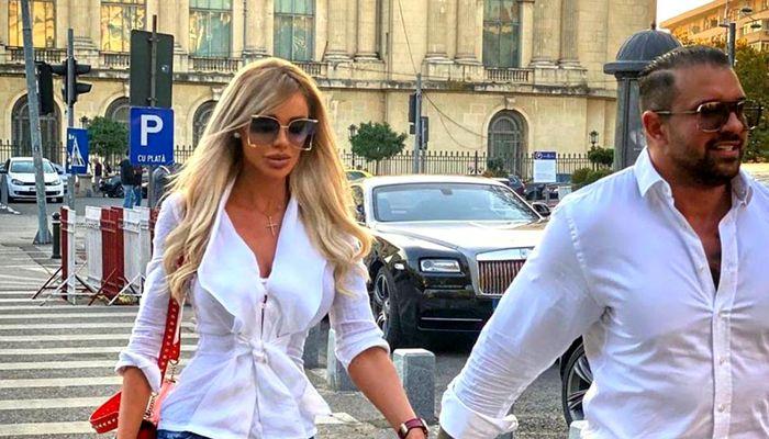 Bianca Drăguşanu, audiată în dosarul de proxenetism al lui Alex Bodi