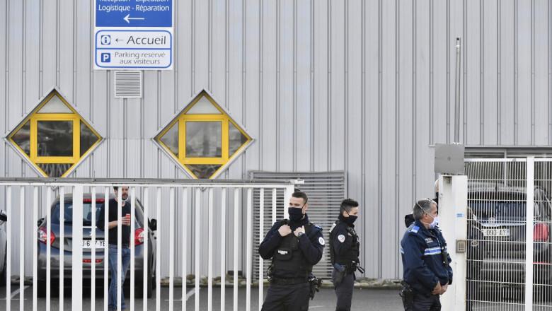 Un Francez a fost arestat