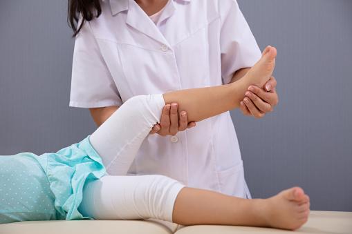 Gimnastica Medicala copii
