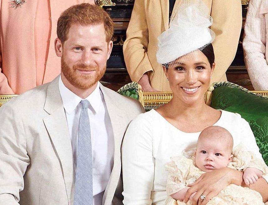 Prinţul Harry și Meghan Markle