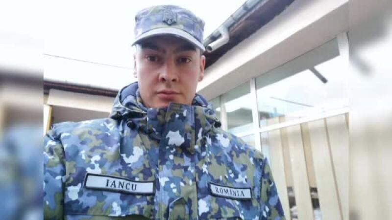 Militarul erou