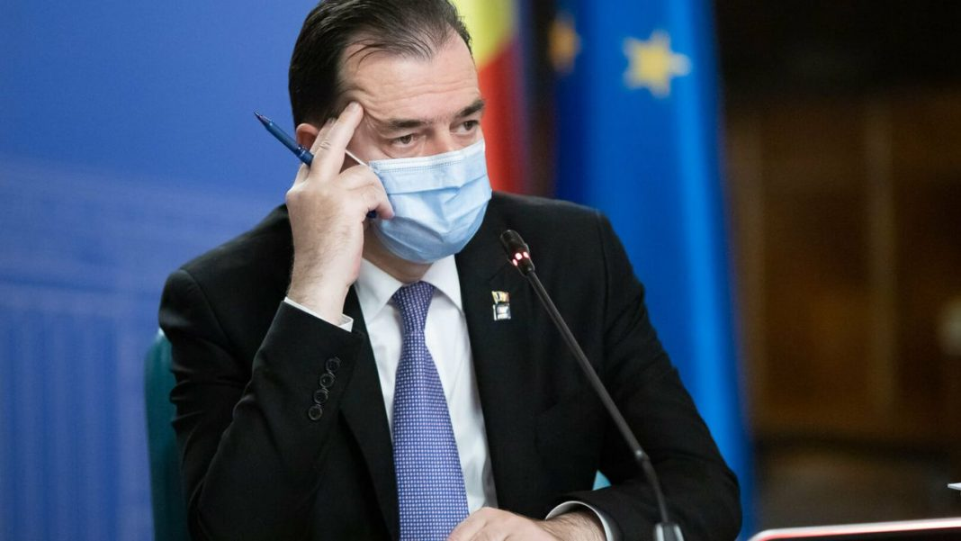 Ludovic Orban, în asentimentul UDMR,