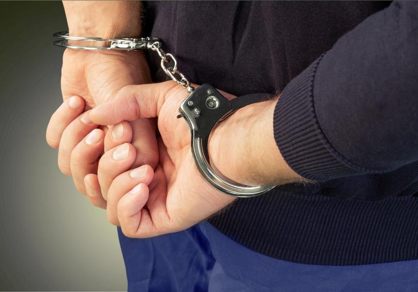 Sucevan reținut de poliție