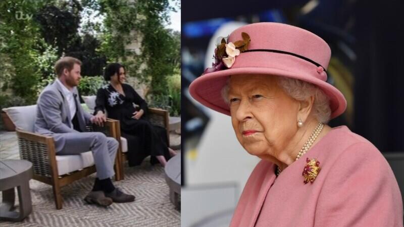 Familia regală britanică s-a reunit la Palatul Buckingham să discute efectele interviului dat de Harry și Meghan