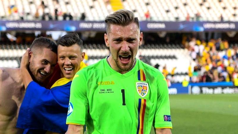 Inter Milano se confruntă cu COVIDUL. Portarul Ionut Radu nu mai poate veni la Națională