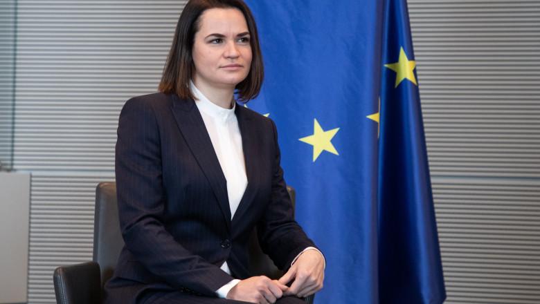 Lukașenko solicită Lituaniei extradarea Svetlanei Tihanovskaia