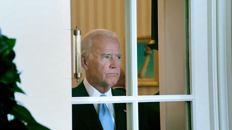 Joe Biden a dat de primul impas