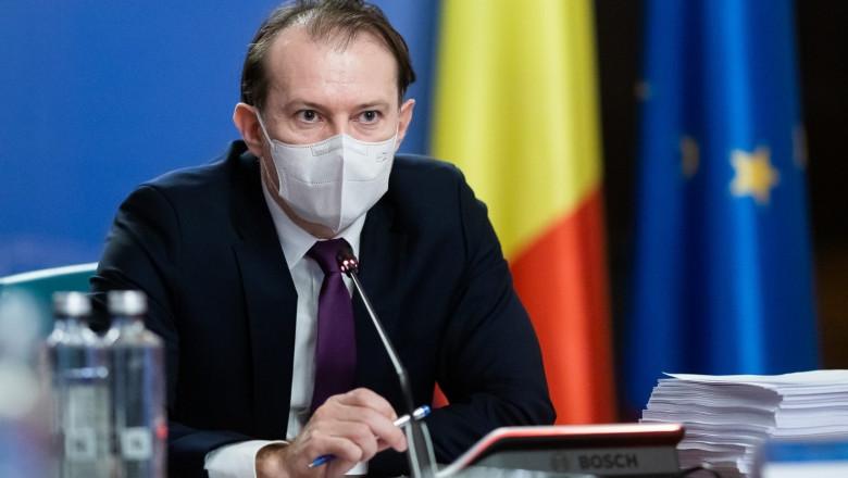 Florin Cîțu îl acuză pe Ion Rădoi