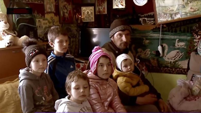 Cinci copii