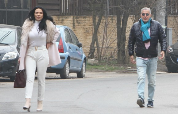 Ioana şi Ilie Năstase continuă să se comporte ca o familie deși divorțul merge înainte