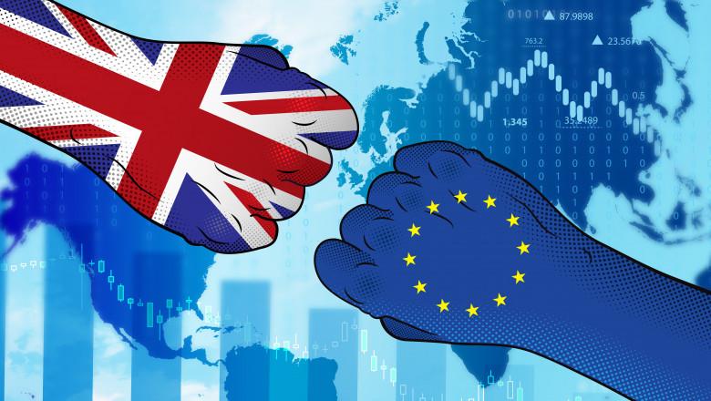 Regatul Unit, chemat să explice blocare exporturilor de vaccin cătr UE