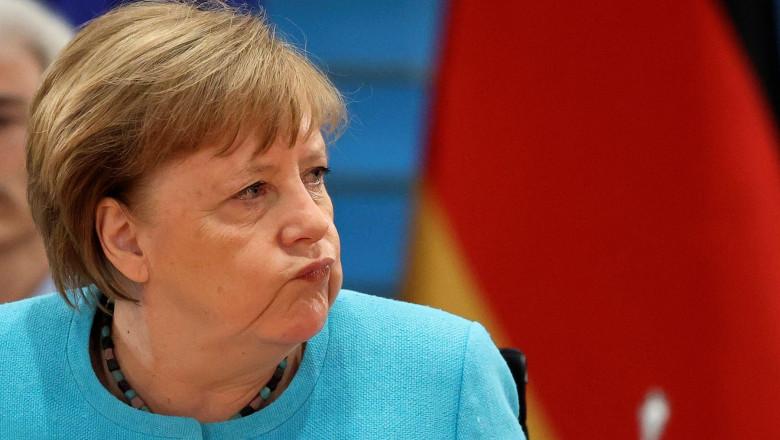 Angela Merkel, ținta unui scandal. Vezi de ce