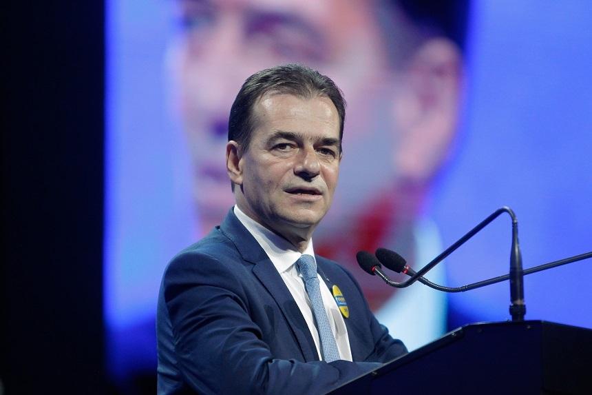 PNL Sectorul 1 a decis să îi acorde sprijinul lui Orban