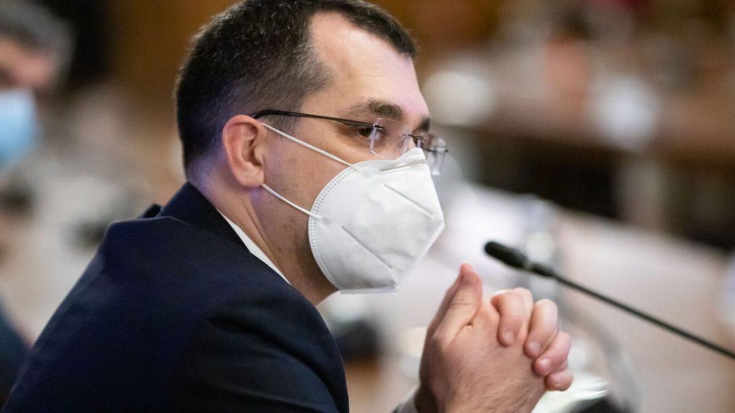 Vlad Voiculescu vrea să modifice alocația de hrană în spitale