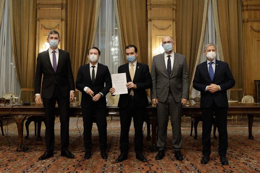 USR PLUS merge la ședința Coaliției pentru a debloca situația apărută după demiterea lui Voiculescu