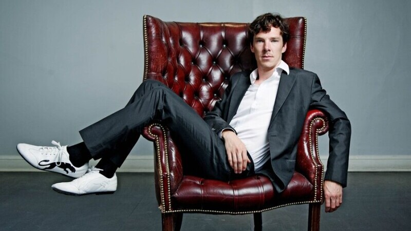 Actorul britanic Benedict Cumberbatch