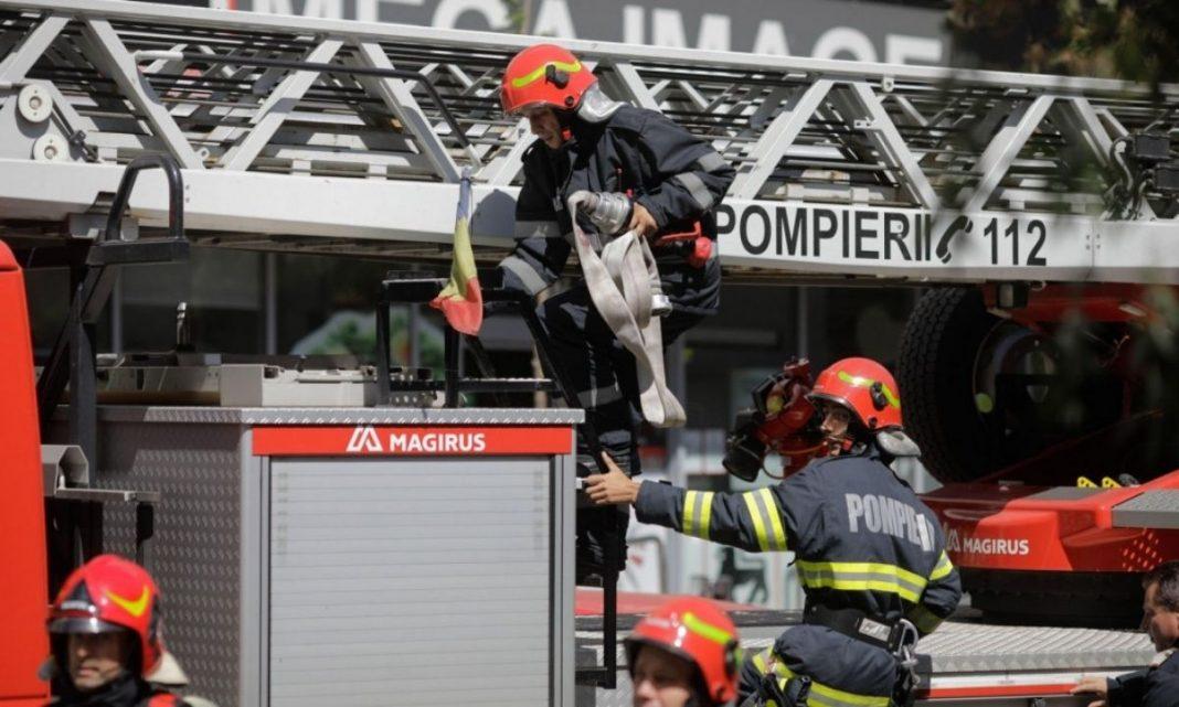 Incendiu devastator la baza sportivă de la FCSB