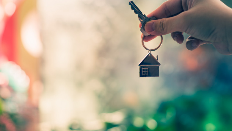 închiriem locuința cumpărată în rate