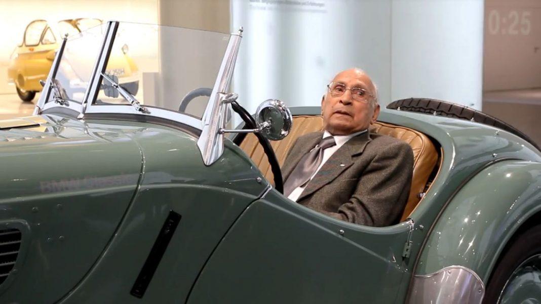 Legendarul pilot, Marin Dumitrescu decedat la 102 ani