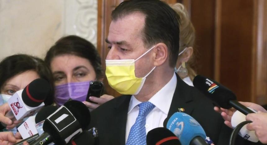 Ludovic Orban anunță că marți se va discuta situațile TVR, SRR și cea a Avocatului Poporului