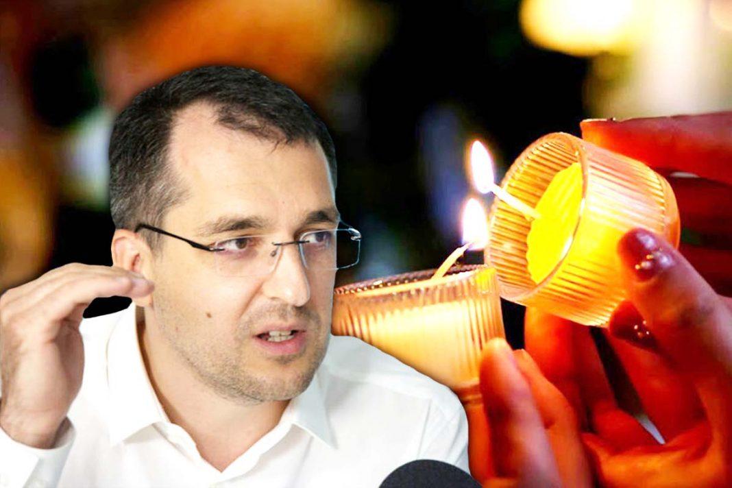 Vlad Voiculescu anunță
